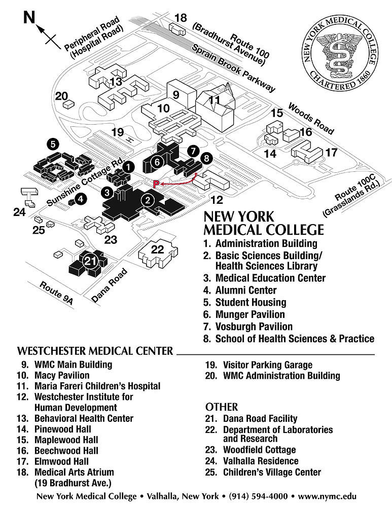 meeting place  ny medical college  health sciences
