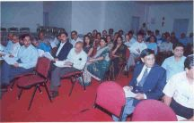 AGM-2000: Audience including Spouses of some members