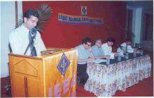 AGM-2000: Mr A Anoop, Dr Surendra pal, Mr SV Sankaran, Prof. K Rajgopal and Mr K Ramakrishna