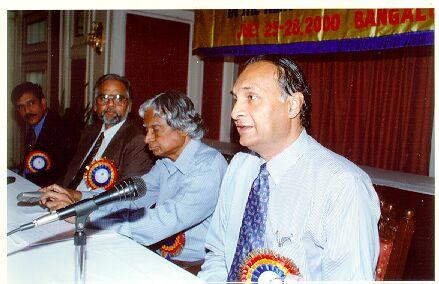 CCSP (2000): Prof. K Rajgopal,Dr M Vidyasagar, Dr APJ Abdul Kalam, Dr G Mehta