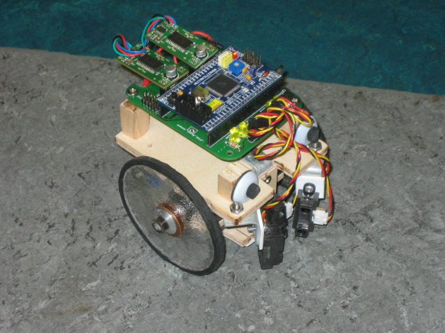 micromouse research paper In this paper, i argue for the use of robotic competitions as benchmarks for  robotics  popular competitions include micromouse [1], where wheeled robots  have.