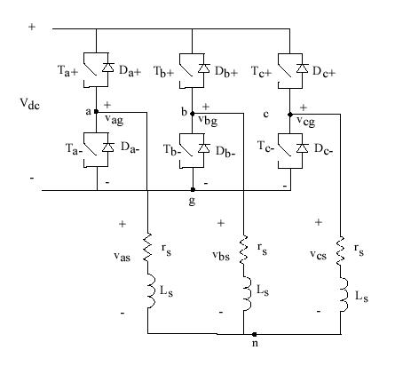 Single phase pwm inverter circuit diagram