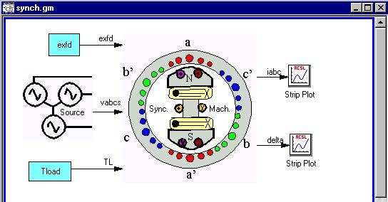 damper winding in synchronous machine pdf