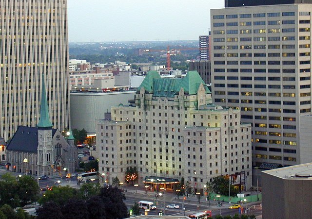 Ottawa Ieee Iee Electrical Power Symposium 2005 Hotels